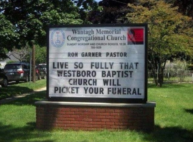 Related Pictures funny church sign baptist church