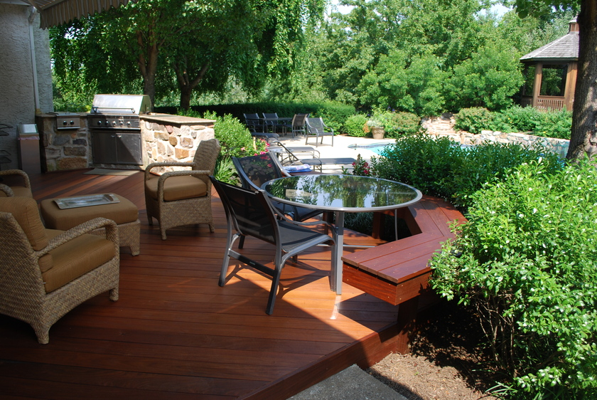 Outdoor Living Backyard Ideas