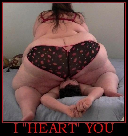 Big ass heart glee