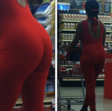 Fashion Fails At Walmart