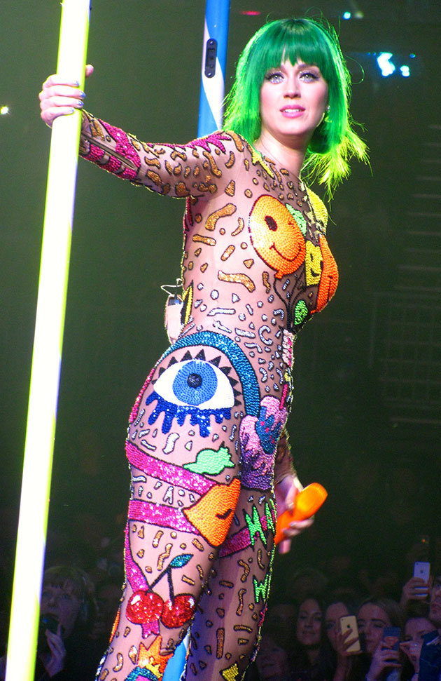 Birthday Katy Perry Prism Katy Perry s Hippie Costume