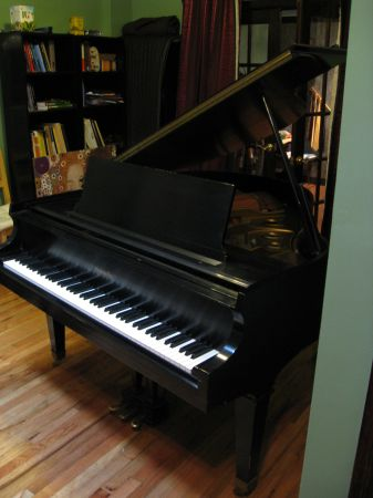 Baldwin model m small grand piano classified ad for Small grand piano