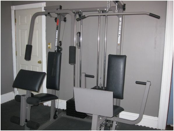 Weider pro power stack home gym system classified ad