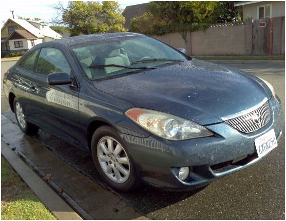 2004 toyota camry solara se classified ad. Black Bedroom Furniture Sets. Home Design Ideas