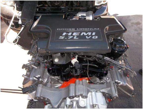 2005 Dodge Ram 1500 Hemi Engine Classified Ad