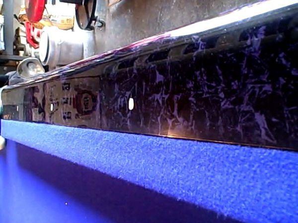 9ft Custom Painted Pool Table Classified Ad