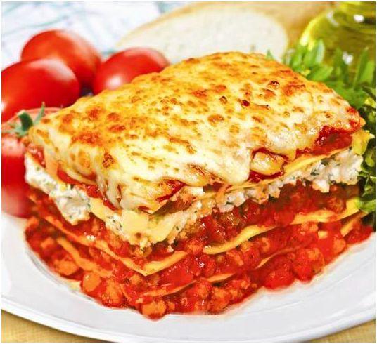 World's Best Lasagna - Recipe