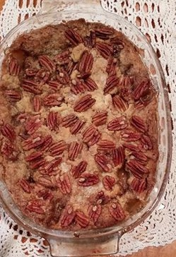 Delores's Apple Cake (Southern Apple And Pecan Cake) Recipes ...