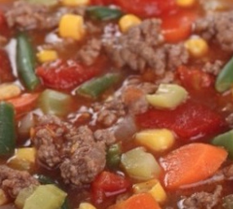 how to cook hamburger for stew