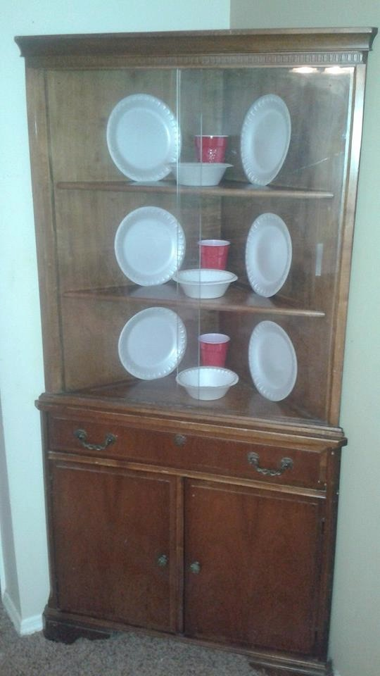 Stock Your China Cabinet With Paper Plates U0026 Red Solo Cups From Walmart    Fail   Walmart   Faxo