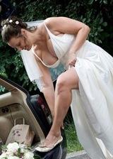 Dress boobs out wedding 10 Most