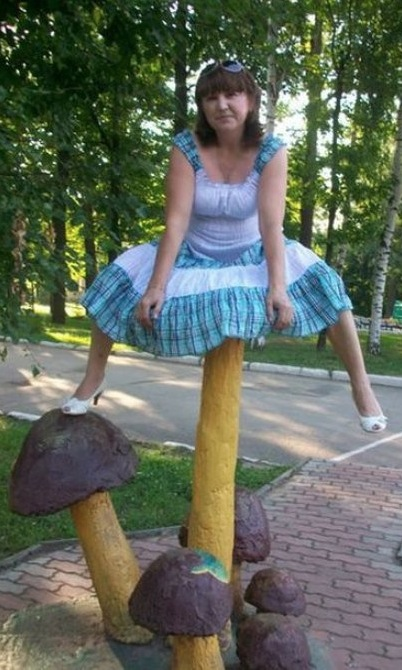 Cars For Less >> This Girl Carries a Big Stick - I Am a Meat Popsicle ...