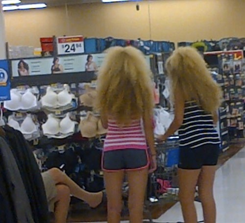 Hair Conditioner At Walmart Don T Be A Cave Woman Tame