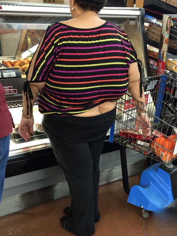 Walmart buttcrack caught by vs battles wiki - 3 1