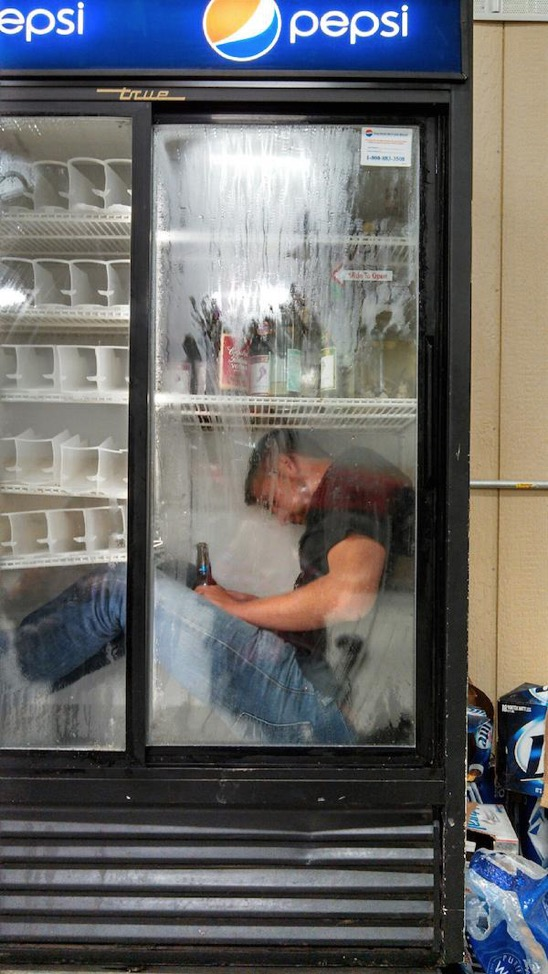 Walmart Offers Homeless People Shelter in Beer and ...