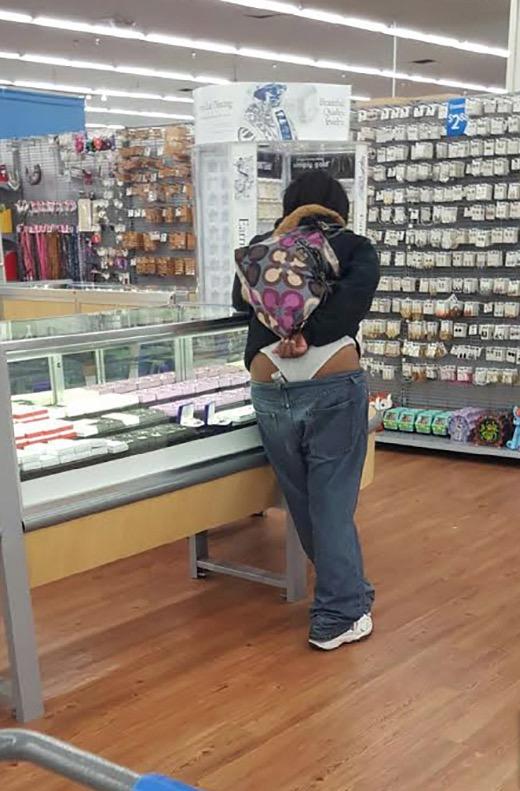 Women's Underwear at Walmart - Funny Pictures at Walmart