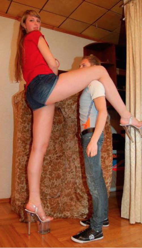 Fear Of Heights How To Dance With A Tall Girl In High Heels Funny Faxo