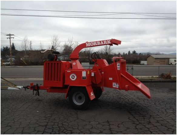 98 Morbark Model 13 Commercial Wood Chipper Classified Ad