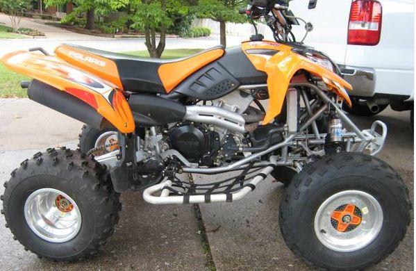 2005 polaris predator 500cc troy lee edition classified ad.