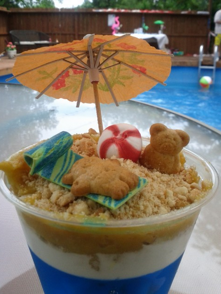 Summer Sand Pudding Recipes Faxo