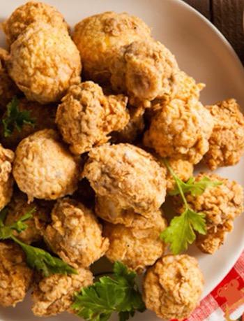 Fried Food Recipes Appetizers